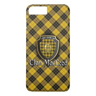 Clan MacLeod of Lewis Scottish Dynasty iPhone 7 iPhone 8 Plus/7 Plus Case