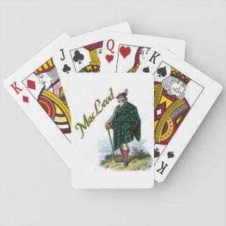 Clan MacLeod Scottish Dream Cards