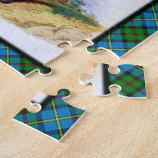 Clan MacLeod Scottish Highland Dreams Puzzle