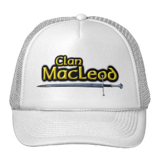 Clan MacLeod Scottish Inspiration Trucker Hat