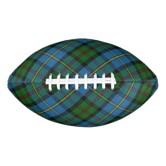 Clan MacLeod Scottish Tartan Football