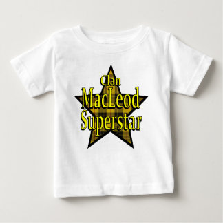 Clan MacLeod Superstar Infant T-Shirt