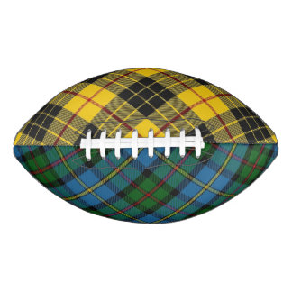 Clan MacLeod Two in One Scottish Tartan Football