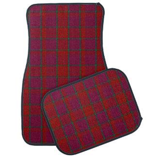 Clan MacNab Plaid Car Mat Set