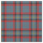 Clan MacNamara Irish Tartan Plaid Fabric