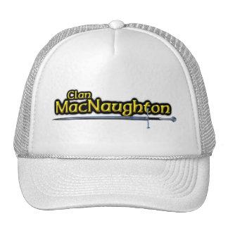 Clan MacNaughton Scottish Inspiration Trucker Hat