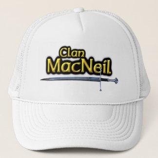 Clan MacNeil Scottish Inspiration Trucker Hat