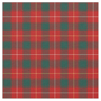 Clan MacPhee Tartan Fabric