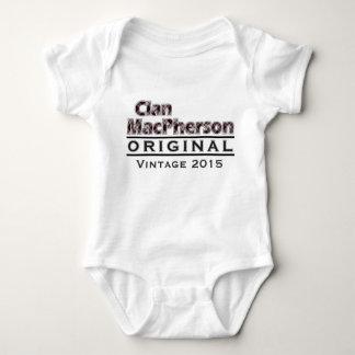Clan MacPherson Vintage Customize Your Birthyear T-shirts