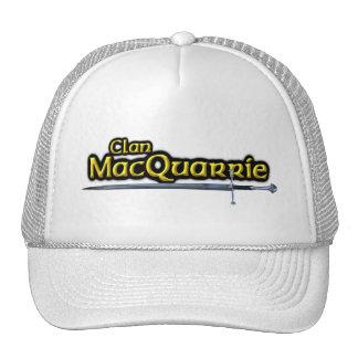 Clan MacQuarrie Scottish Inspiration Trucker Hat