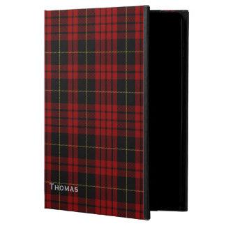 Clan MacQueen Tartan Plaid iPad Air Case