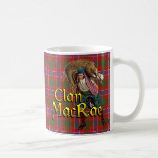 Clan MacRae Scottish Dream Coffee Mug
