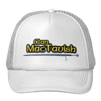 Clan MacTavish Scottish Inspiration Trucker Hat