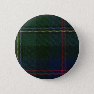 Clan Malcolm Tartan Button