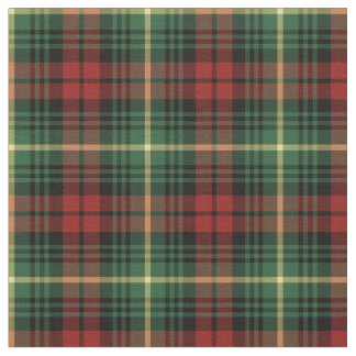 Clan Martin Tartan Fabric