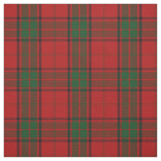 Clan Maxwell Scottish Tartan Plaid Fabric