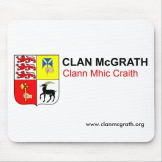 Clan McGrath Mouse Mat