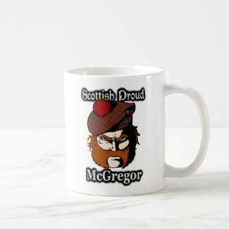 Clan McGregor Tartan Scottish Coffee Mug