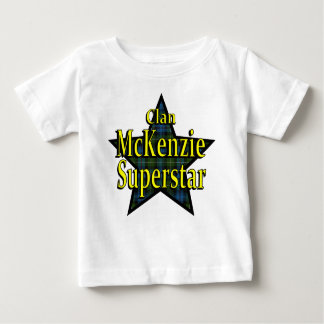 Clan McKenzie Superstar Infant T-Shirt