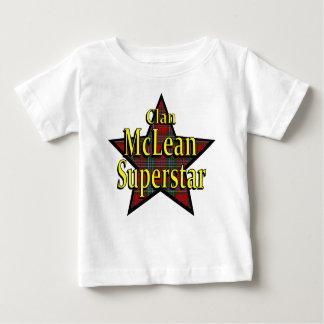 Clan McLean Superstar Infant T-Shirt