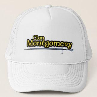 Clan Montgomery Scottish Inspiration Trucker Hat