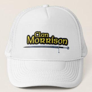 Clan Morrison Scottish Inspiration Trucker Hat
