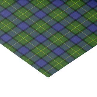 Clan Muir Tartan Tissue Paper