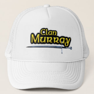 Clan Murray Scottish Inspiration Trucker Hat