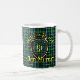 Clan Murray Scottish Proud Cups Mugs
