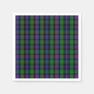 Clan Murray Tartan Disposable Napkin