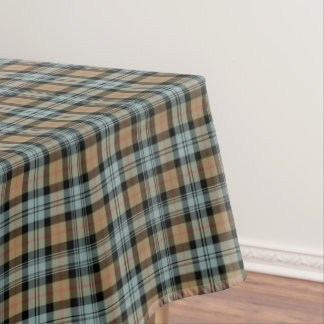 Clan Murray Weathered Tartan Tablecloth