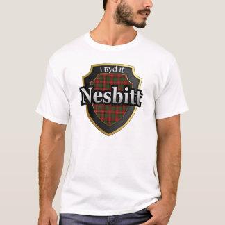 Clan Nesbitt Scotland Tartan Dynasty T-Shirt