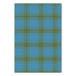 Clan Oliver Hunting Tartan Tissue Paper