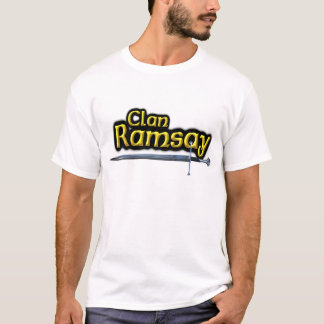 Clan Ramsay Inspired Scottish T-Shirt