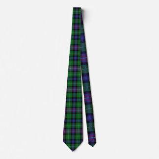 Clan Rankine Tartan Tie