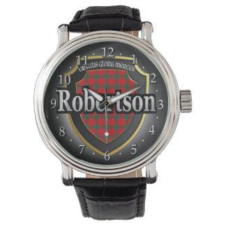 Clan Robertson Scotland Celebration Watch