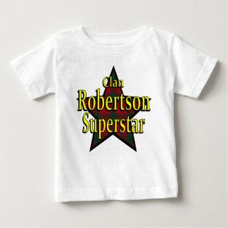 Clan Robertson Superstar Infant T-Shirt