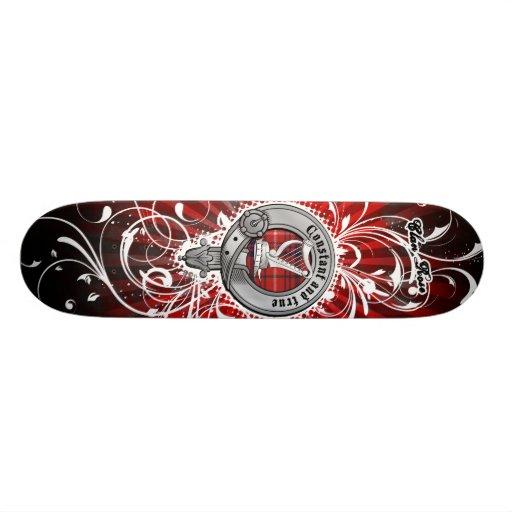 Clan Rose Skateboard Deck