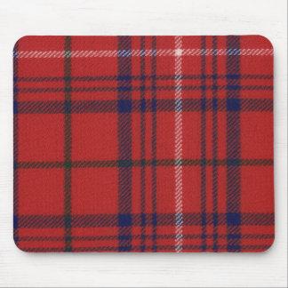 Clan Rose Tartan Mouse Pad