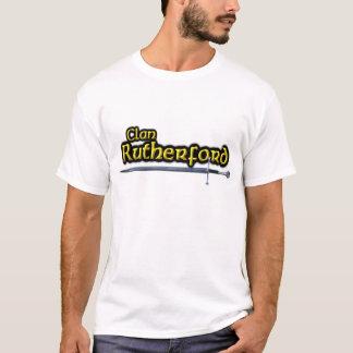 Clan Rutherford Inspired Scottish T-Shirt