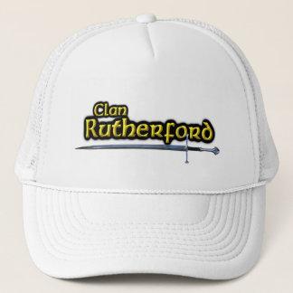 Clan Rutherford Scottish Inspiration Trucker Hat