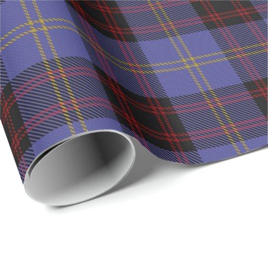 Clan Rutherford Scottish Tartan