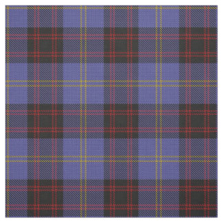 Clan Rutherford Scottish Tartan Plaid Fabric