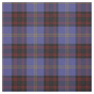 Clan Rutherford Scottish Tartan Plaid Fabric