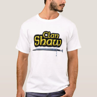 Clan Shaw Inspired Scottish T-Shirt