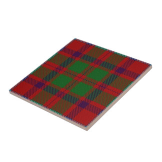 Clan Shaw Scottish Expressions Tartan Tile