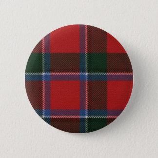 Clan Sinclair Tartan Button