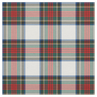 Clan Stewart Dress Tartan Fabric