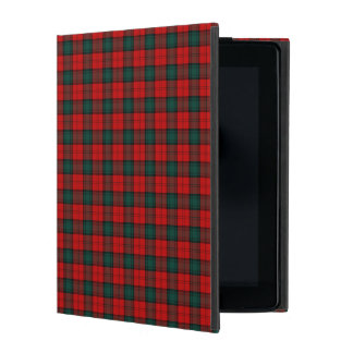 Clan Stewart of Atholl Tartan iPad Cover