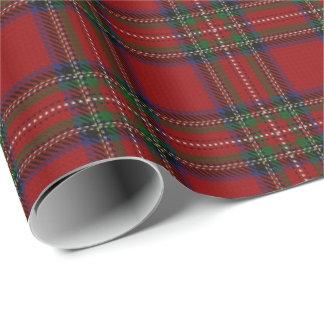 Clan Stewart Scottish Tartan